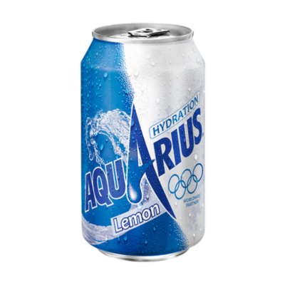 Aquarius blik 33 cc