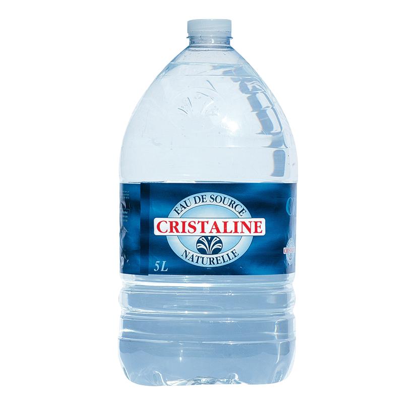 cristaline 5l